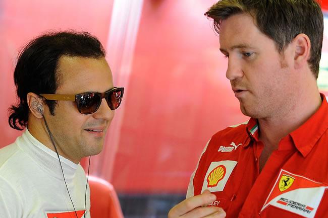 Rob Smedley - Felipe Massa