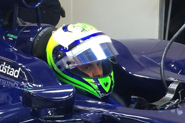 Felipe Massa - Williams FW36 - Temporada - 2014 - Test Jerez