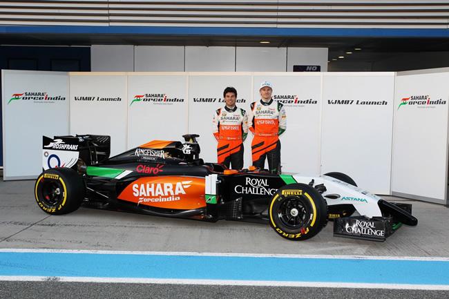 Sahara Force India - VJM07 - 1