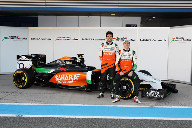 Sahara Force India - VJM07 - 4