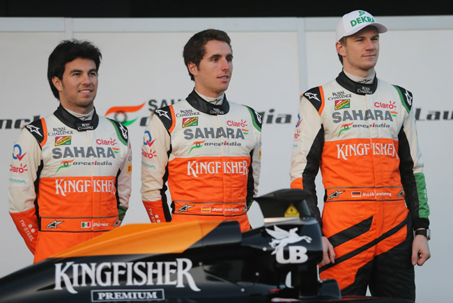 Sahara Force India - VJM07 - 7