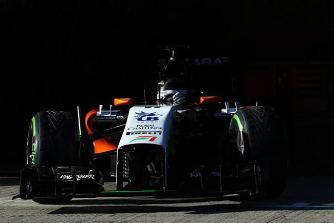 Sahara Force India - VJM07 - 8
