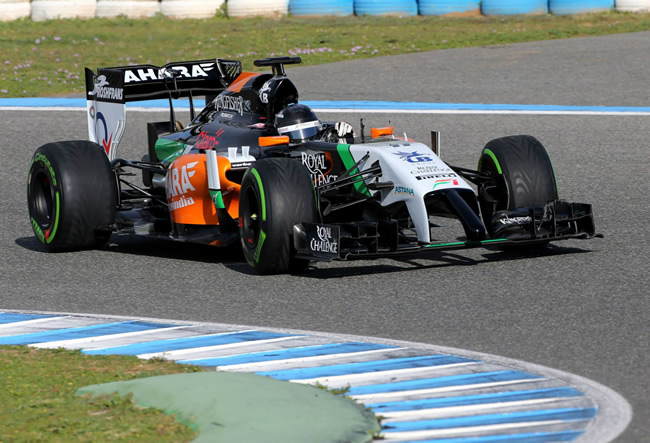Sahara Force India - VJM07 - 9