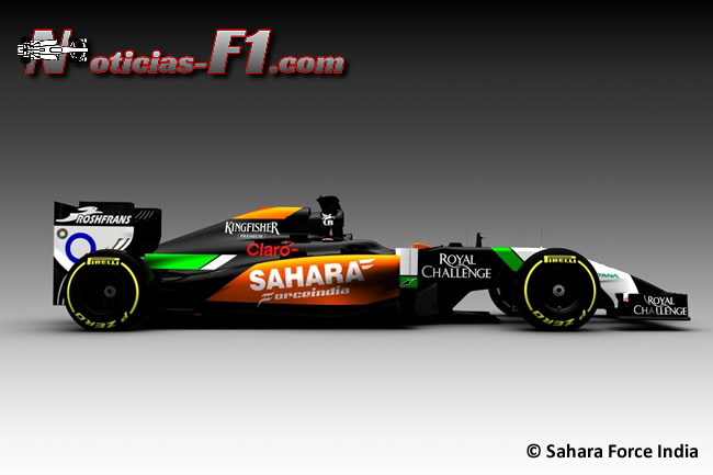VJM07 - Sahara Force India
