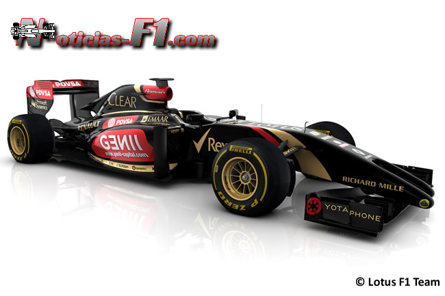 Lotus - E22 - 1