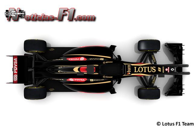 Lotus - E22 - 2