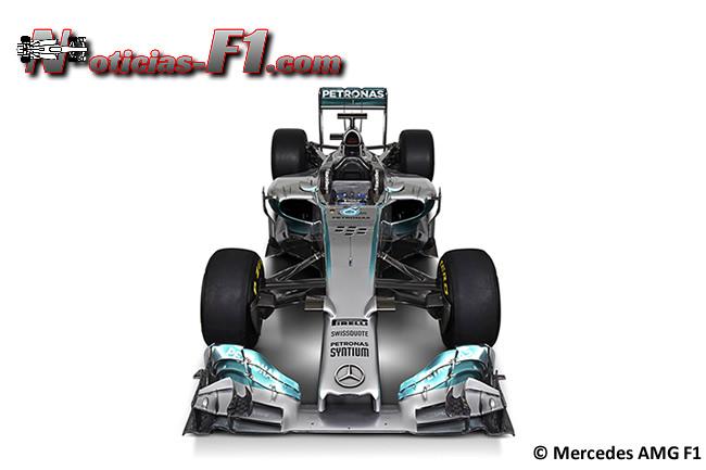 Mercedes AMG F1 - W05 - 1