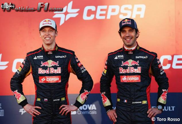 Presentación - Toro Rosso - STR9 - 8