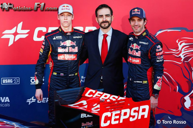 Presentación - Toro Rosso - STR9 - 4