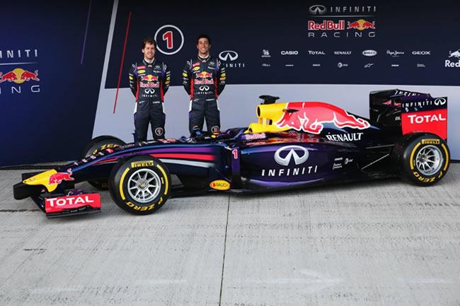 Presentación - Red Bull - RB10 - 1