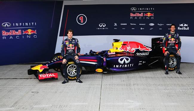 Presentación - Red Bull - RB10 - 2