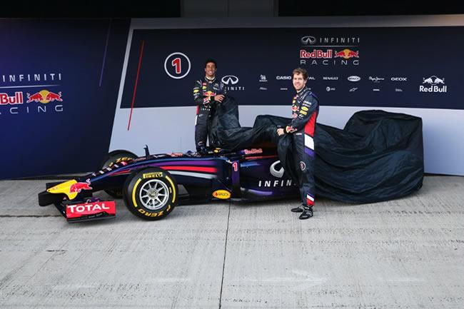 Presentación - Red Bull - RB10 - 3