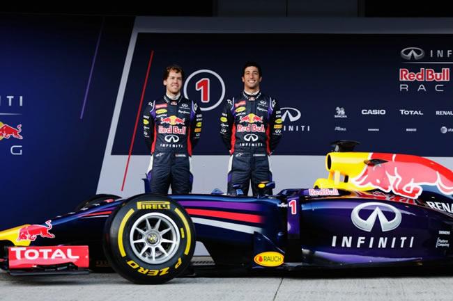 Presentación - Red Bull - RB10 - 6