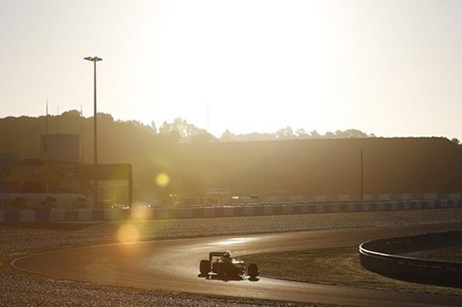Robin Frijins - Caterham - CT05 - Test Jerez - Tercer día