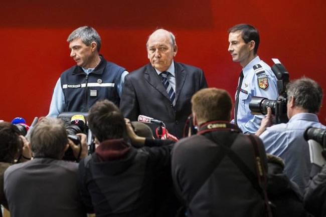 Rueda de Prensa - Fiscal - Accidente Esquí - Michael Schumacher
