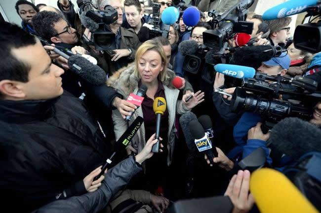 Sabine Kehm - Michael Schumacher - Prensa - Situación, continúa estable
