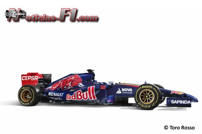 Toro Rosso - STR9 - 1