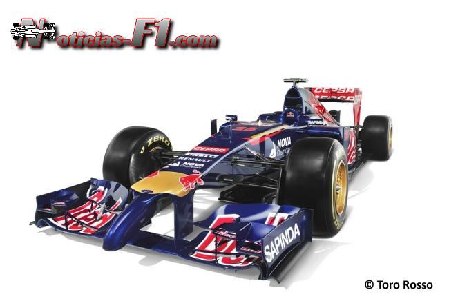 Toro Rosso - STR9 - 2