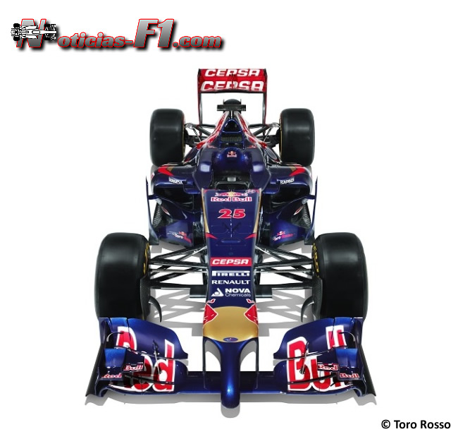 Toro Rosso - STR9 - 3