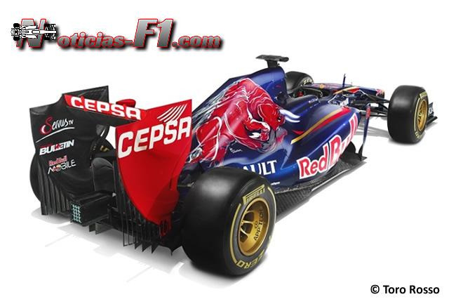 Toro Rosso - STR9 - 4