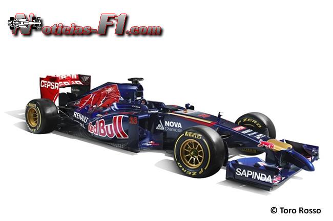 Toro Rosso - STR9 - 5