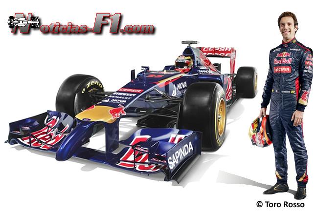 Toro Rosso - STR9 - 6 - Jean-Eric Vergne