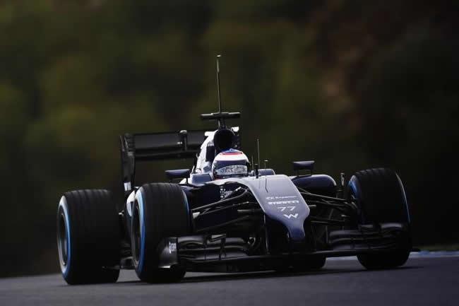 Valtteri Bottas - Williams - Test - 2014 Día 2