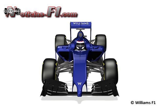 Williams F1 - FW36 - 2014 - 1