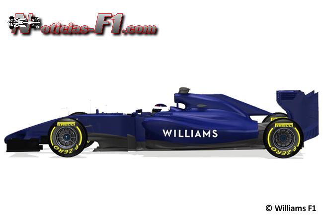 Williams F1 - FW36 - 2014 - 3