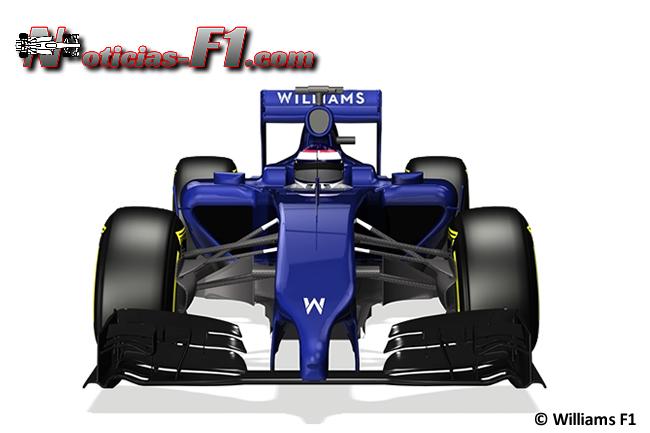Williams F1 - FW36 - 2014 - 4
