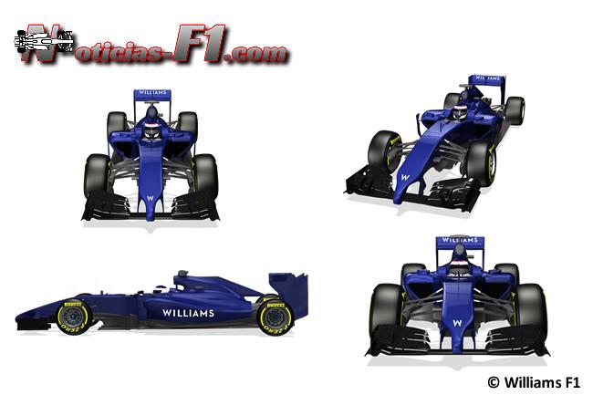 Williams F1 - FW36 - 2014