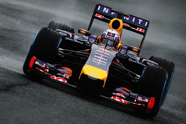 Daniel Ricciardo - Red Bull Racing - RB10 - Test Jerez 2014