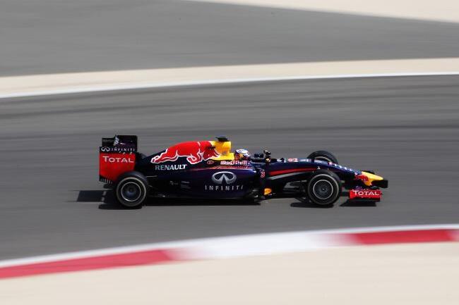 Daniel Ricciardo - Red Bull Racing - 2014 - Primer día Test - terceros
