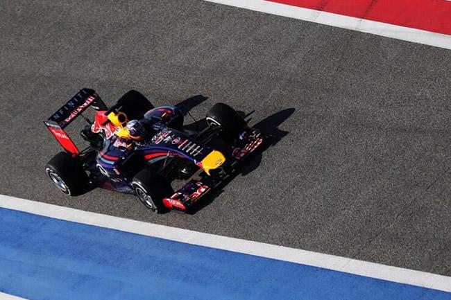 Daniel Ricciardo - Red Bull Racing - Test Bahréin - Día 4 - 2014