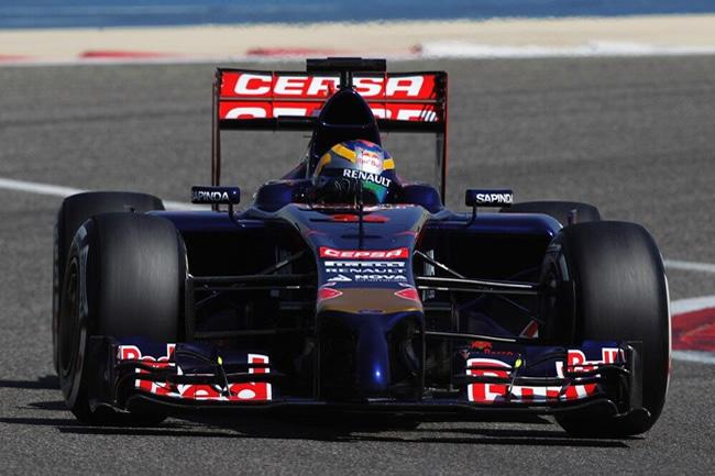 Daniil Kvyat - Test - Bahréin - Toro Rosso - 2014
