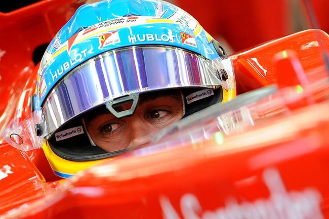 Fernando Alonso - Scuderia Ferrari - 2014 - Tes Bahréin - día 2