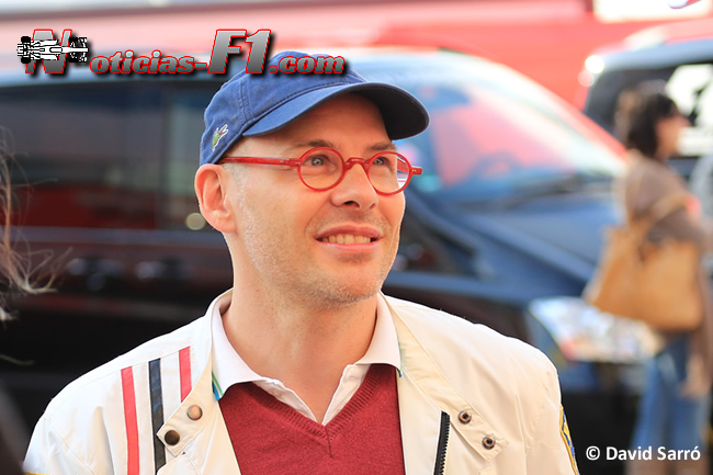 Jacques Villeneuve - David Sarró - www.noticias-f1.com