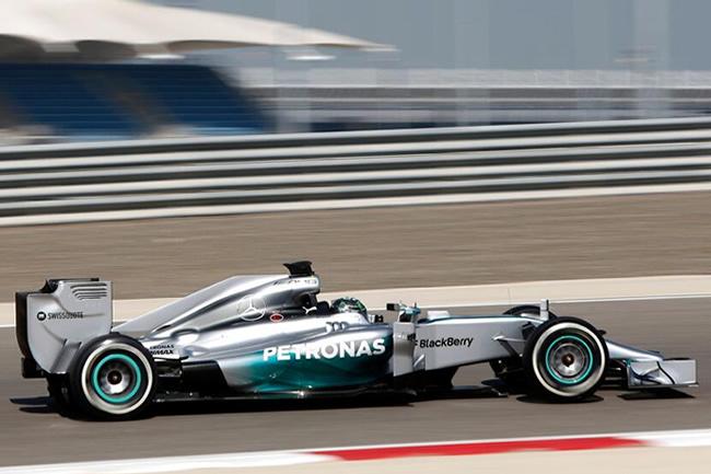 Nico Rosberg - Mercedes AMG F1 - Test Bahréin - día 4 - 2014