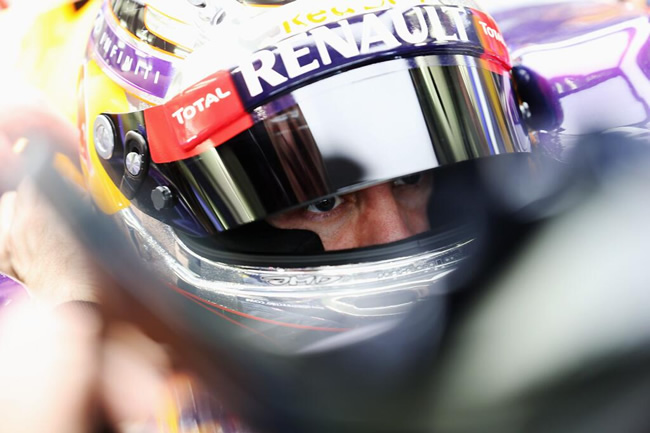 Sebastian Vettel - Test - Bahréin - Red Bull Racing - 2014