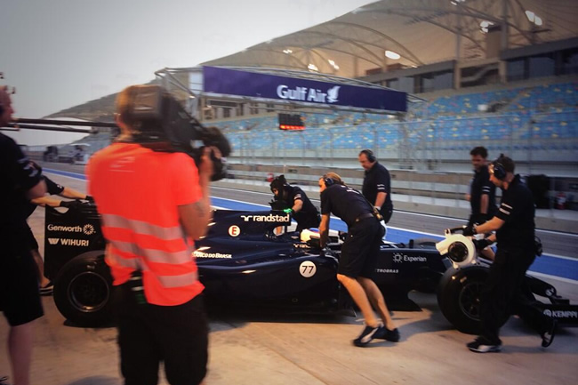 Valtteri Bottas - Williams - día 1 - 5 - Test Bahréin 2 - 2014