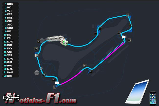 App Oficial - F1 - 2014