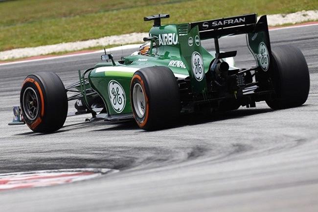 Caterham - Gran Premio de Malasia - Sepang 2014 - Calificación