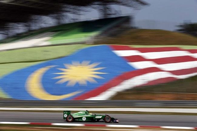 Caterham - Gran Premio de Malasia, Sepang 2014 - Viernes