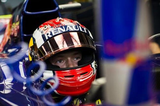 Daniil Kvyat - Scuderia Toro Rosso - Gran Premio de Malasia - Sepang 2014