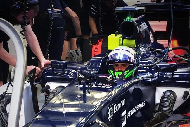Felipe Massa - Williams - Test Bahréin 2 - día 7 - 2014