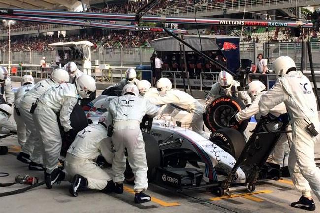 Felipe Massa - Gran Premio de Malasia - Sepang 2014 - Domingo