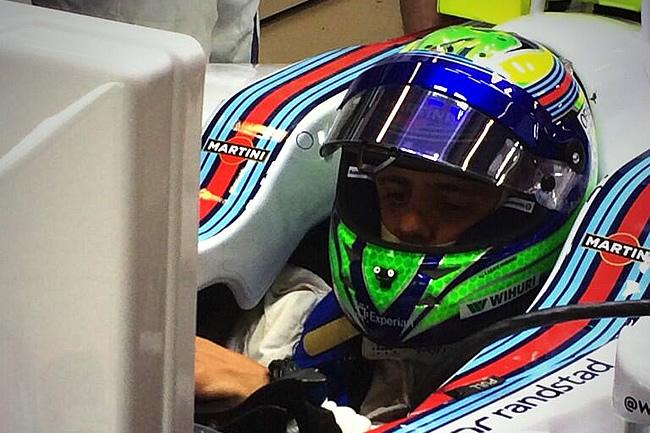 Felipe Massa - Williams - Gran Premio de Australia