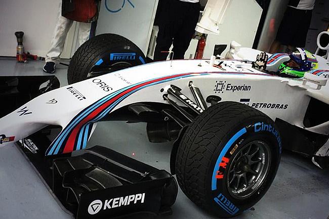 Williams ha sufrido una sesión de calificación decepcionante con las condiciones de lluvia en el Gran Premio de Malasia