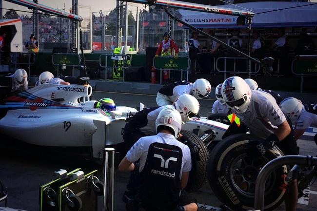 Felipe Massa - Williams - Viernes - Gran Premio de Australia 2014