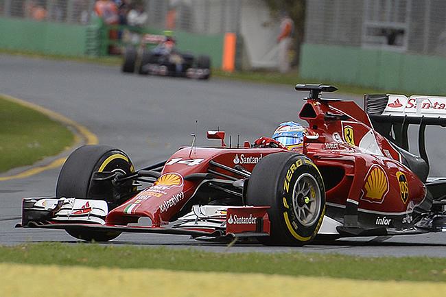 Fernando Alonso - Scuderia Ferrari - Gran Premio de Australia - Balance Carrera